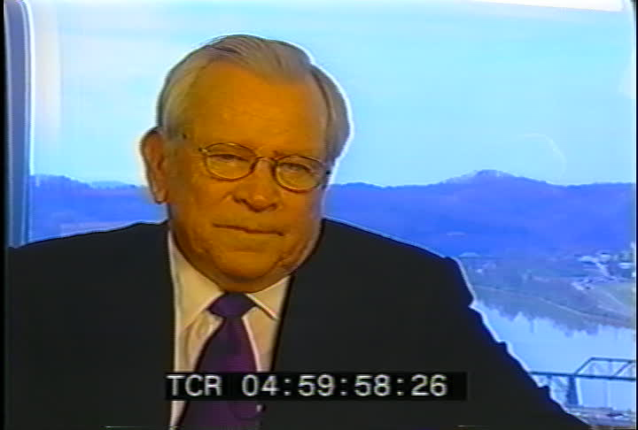 East Tennessee Natural Gas, Senator Howard Baker