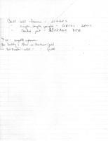 Bass Field Notes, 39SL4, 1965, 1968, 1991