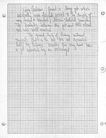 Bass Field Notes, 39WW1, 1970