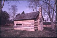 Sam Houston Schoolhouse (NR)
