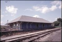 Southern Railroad Freight Depot (NR)
