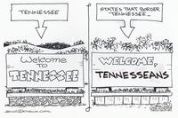 Welcome, Tennesseans (to states that border Tennessee)