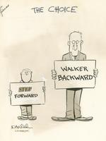 (Step) Forward, Walker Backward