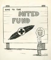 Give to the _nited Fund
