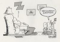 Democracy inaction