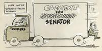 Clement for (Governor) Senator
