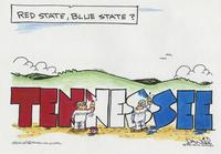 Red state, blue state?