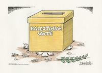 Palestinian vote (kills dove of peace)