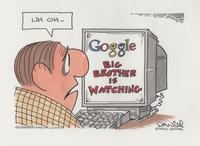 Goggle - Big Brother is watching