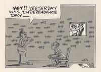 Hey! Yesterday was Independence Day