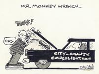 Mr. Monkey Wrench