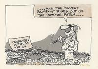 """Great Bumpking"" rises out of the bumpkin patch"
