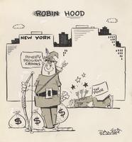 (Robin) Hood: poverty program crooks.