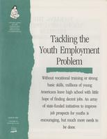 Tackling the Youth Employment Problem