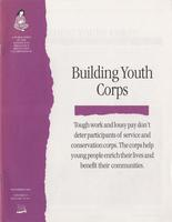 Building Youth Corps