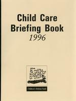 Child Care Briefing Book