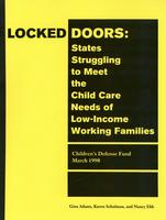 Locked Doors: States Struggling to Meet the Child Care Needs of Low-Income Families