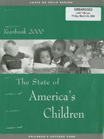 State of America's Children Yearbook 2000