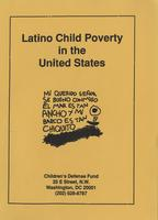 Latino Child Poverty in the United States