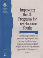 Improving Health Programs for Low-Income Youths