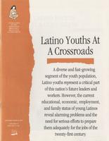 Latino Youths At A Crossroads