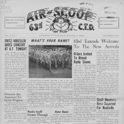 AirScoop: The Air Force Cadet Newspaper