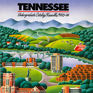 University of Tennessee Catalogs Online