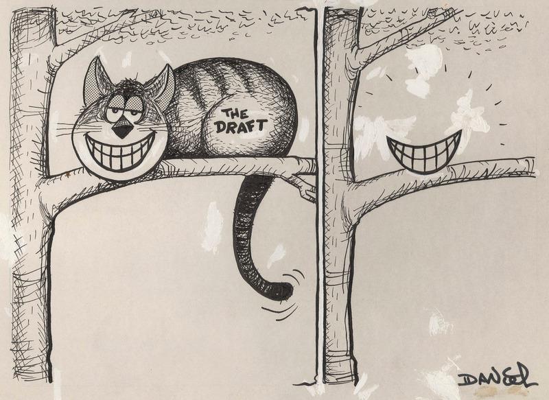 Charlie Daniel Editorial Cartoon Collection