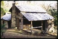 Elijah Oliver Place in Cades Cove