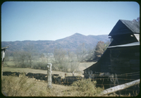 Farm in Cades Cove