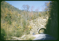 Tunnel on Cades Cove Road