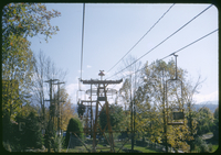 Ski Lift in Gatlinburg