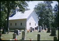 Primitive Baptist Church in Cades Cove