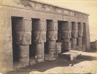 (Dendereh) Temple de la deesse Hathor