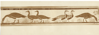 Painting of Geese from Medum