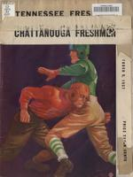 1937 Football Program - UT vs Chattanooga (Freshmen)