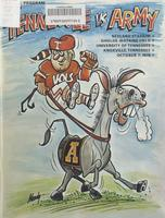 1978 Football Program - UT vs Army