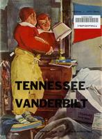1955 Football Program - UT vs Vanderbilt