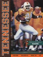 1998 Football Program - UT vs UAB