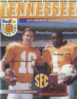 1997 Football Bowl Guide - UT vs Nebraska (Orange Bowl)