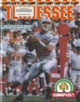 1995 Football Bowl Guide - UT vs Ohio State (Citrus Bowl)