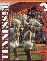 1995 Football Program - UT vs Oklahoma State