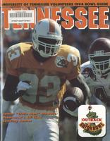 1994 Football Bowl Guide - UT vs Virginia Tech (Gator Bowl)