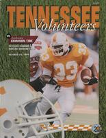 1994 Football Program - UT vs Alabama