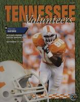 1994 Football Program - UT vs Florida