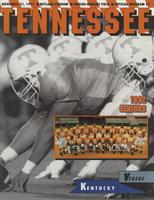 1992 Football Program - UT vs Kentucky