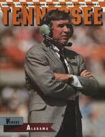 1992 Football Program - UT vs Alabama