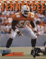 1992 Football Program - UT vs Florida