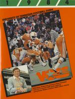 1984 Football Guide