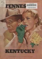 1950 Football Program - UT vs Kentucky